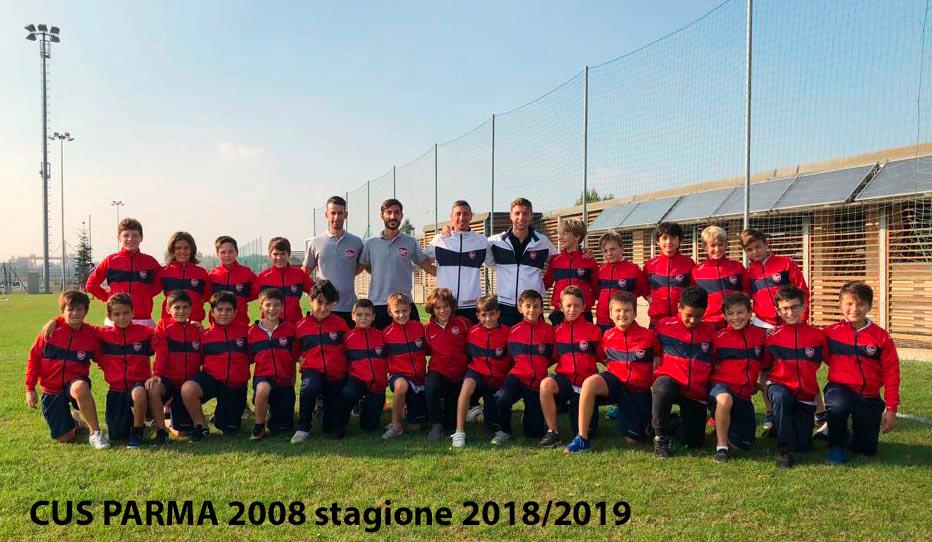 CUS Parma Pulcini 2008