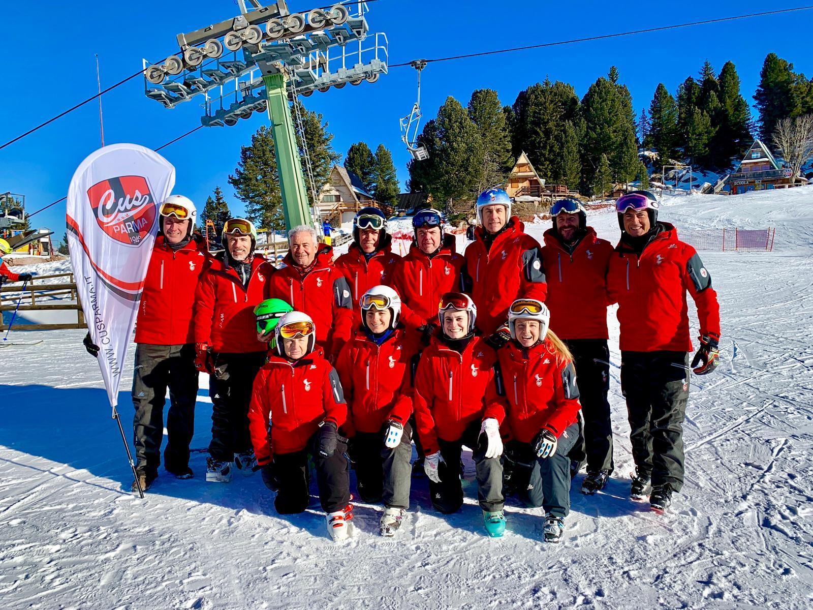 Sport invernali – CUS Parma A.S.D.