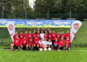 Cus Parma Calcio - Ritiro Lavarone 2019